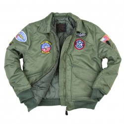 Kids CWU-flight jacket