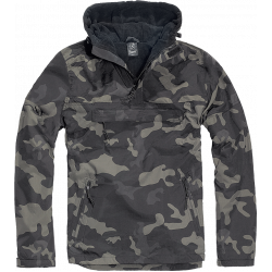 Army Brandit Windbreaker Dark Camo