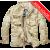 Army Brandit Giant M65 Deserstorm