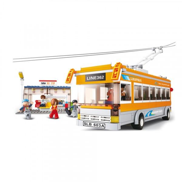Sluban Trolleybus