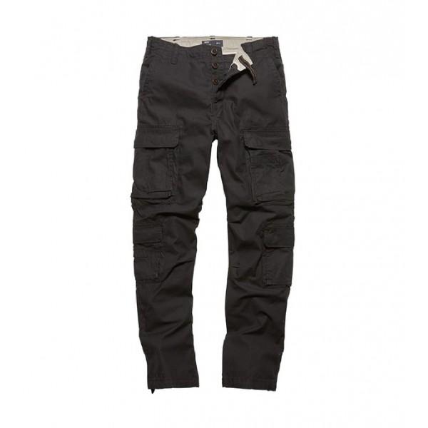 Vintage Industries Pack Pants Black