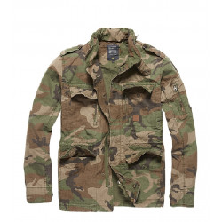 Army Cranford Jacket Woodland