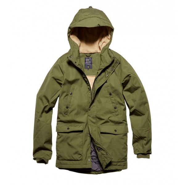 Army Awesome Skinner Parka Olive