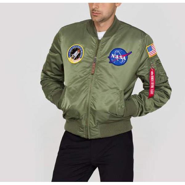 Alpha Industries VF NASA