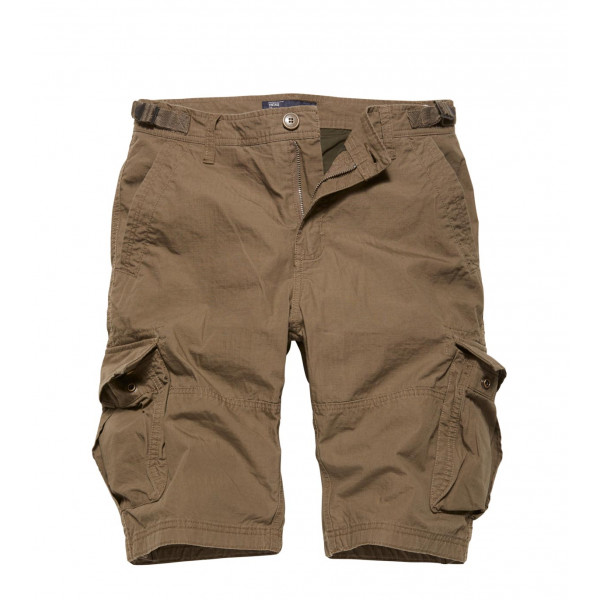 Army Terrance Shorts Dark Khaki