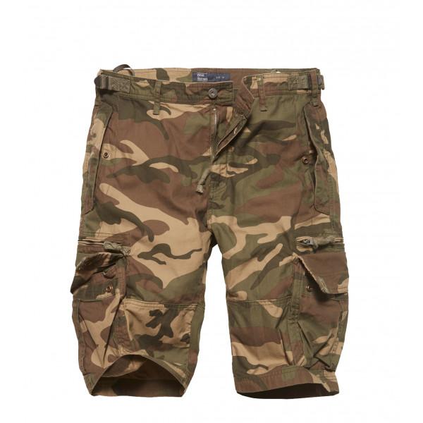 Army Gandor Shorts Woodland