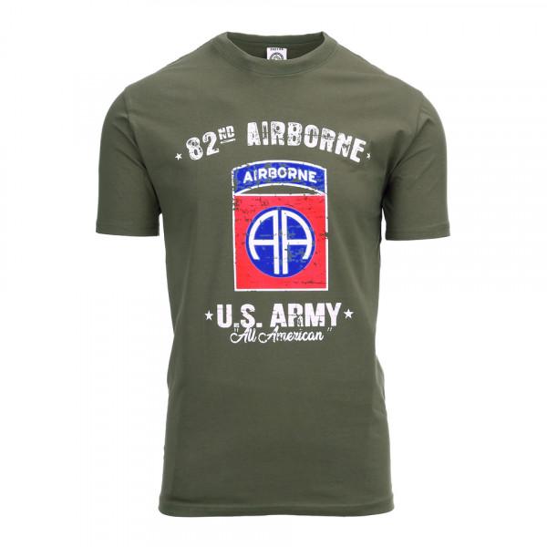 T-shirt U.S. Army 82nd Airborne