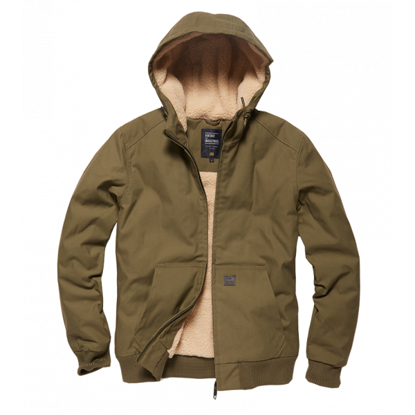 Army Awesome Datton Jacket Forest