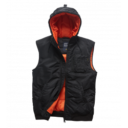 Army Awesome Smith Bodywarmer Black