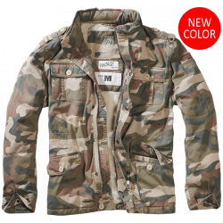 ARMY BRANDIT BRITANNIA WINTERJACKET NEW WOODLAND