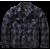 Lumberjacket Black Grey