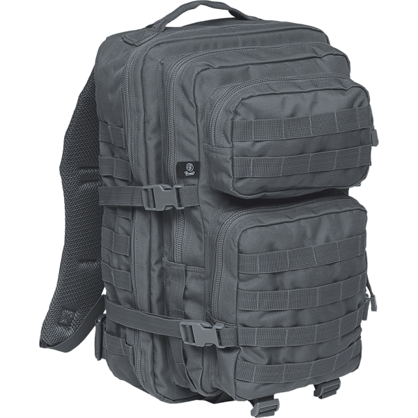 Army Soldier Bag Anthracite 40 liter