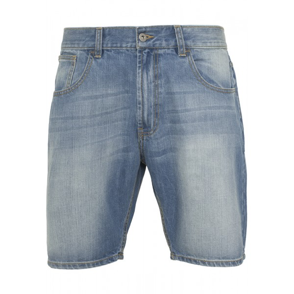 Urban Classics Casual Denim Shorts Bleached