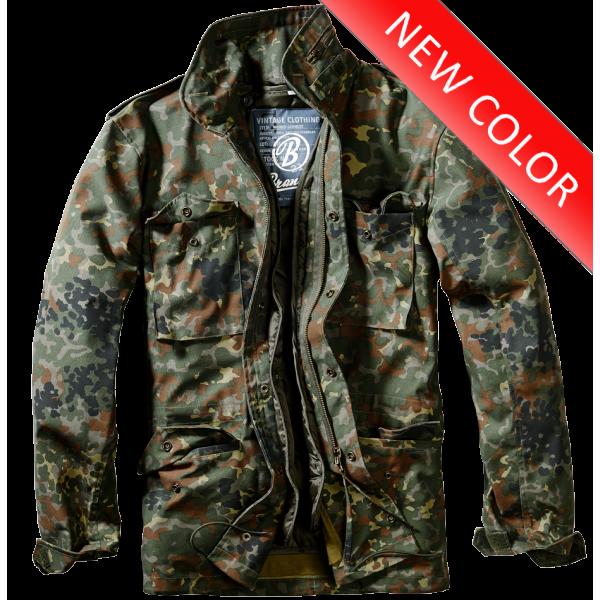 Army Brandit M65 Flecktarn