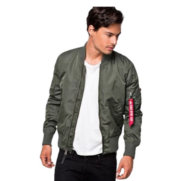 Alpha Industries MA-1 TT Sage Groen