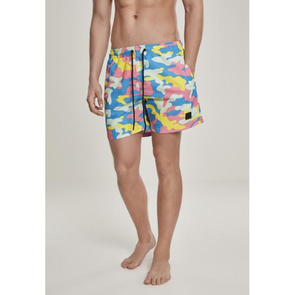 Camo Swim Shorts Happy Camo