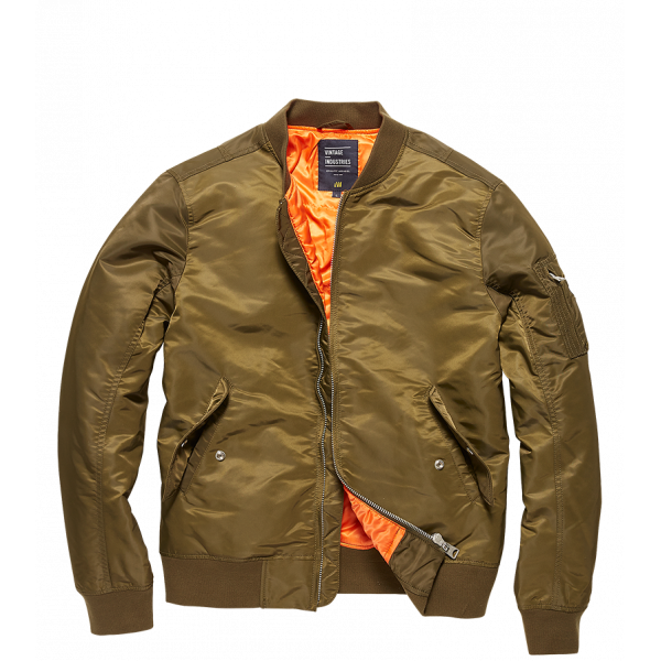 Army A-Level Vintage Industries Olive Drab
