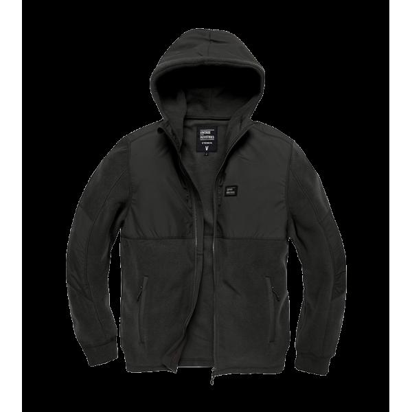 Army Andell Fleece Vest Black