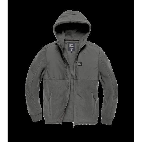 Army Andell Fleece Vest Stone