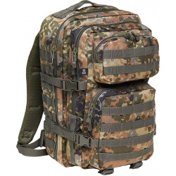 Army Soldier Bag Flecktarn 40 liter