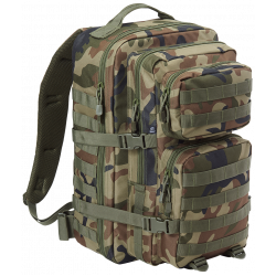 Army Soldier Bag Woodland 40 liter