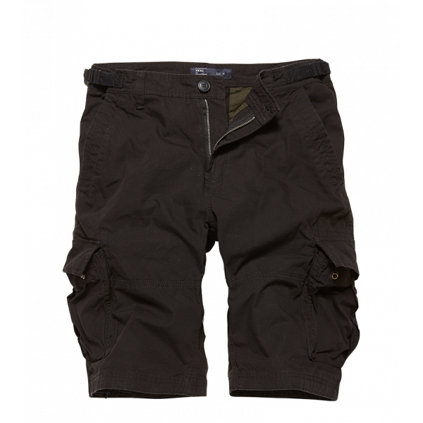 Army Terrance Shorts Black