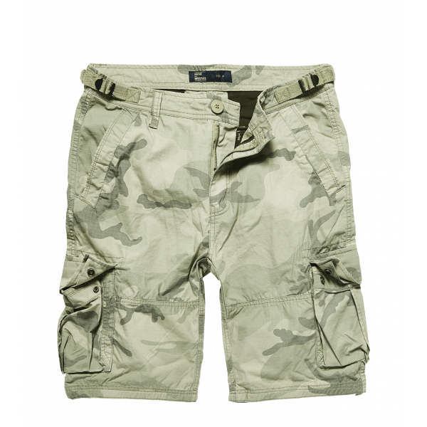 Army Terrance Shorts Dark Khaki