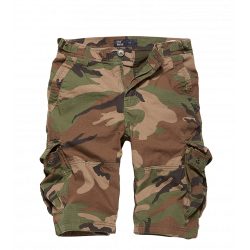 Army Terrance Shorts Woodland