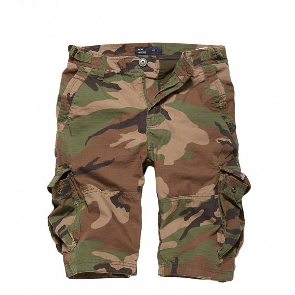 Army Terrance Shorts Woodland