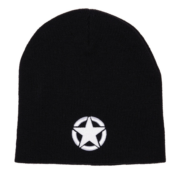 Beanie Allied Star Black
