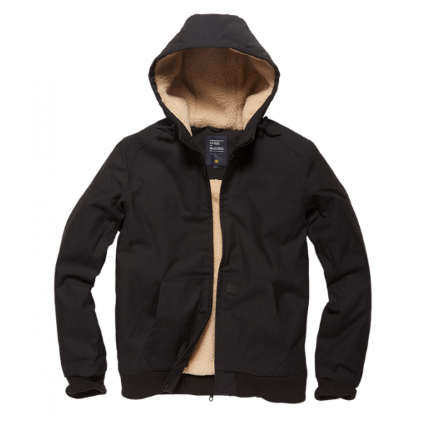 Army Awesome Datton Jacket Black