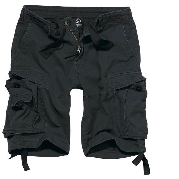 Brandit Vintage Short Zwart