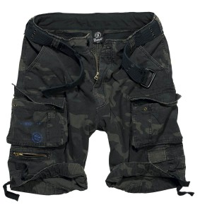 Brandit Short Savage Dark Camo