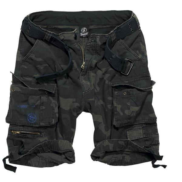 Brandit Short Savage Dark Camo