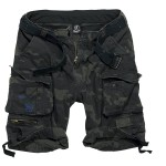 Brandit Short Savage Zwart