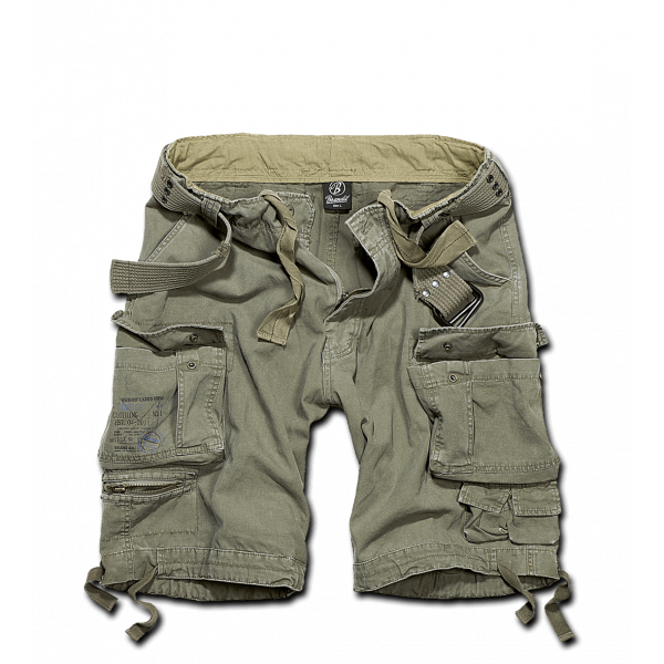 Brandit Short Savage Groen