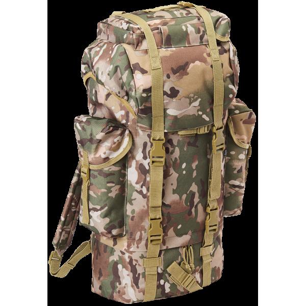 Rugzak Tactical Camo 65 Liter