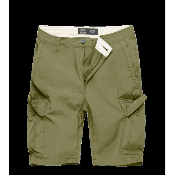 Army Rykker short Bright Olive
