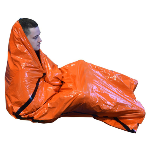 BCB bad weather bag Oranje
