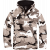 Army Brandit Windbreaker Urban
