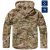 Army Brandit Windbreaker Tactical Camo