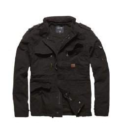 Army Cranford Jacket Black