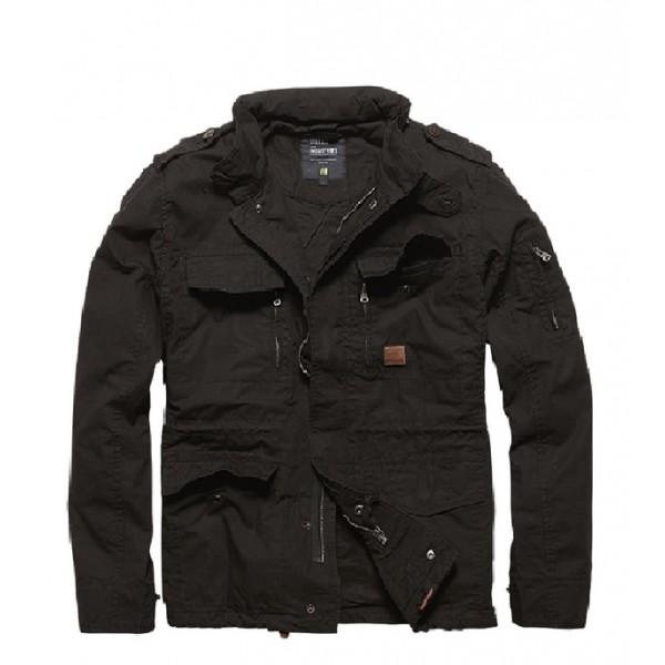 Army Vintage Industries Cranford Jacket Black